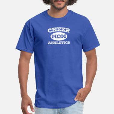 Cheer Athletics Cheer Mom Athletics - Men's T-Shirt