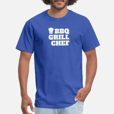 Grill Chef BBQ Grill Chef - Men's T-Shirt