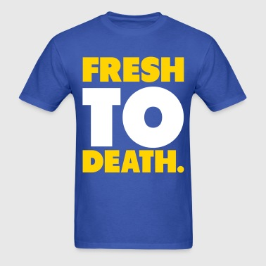 freshdeath - Men's T-Shirt