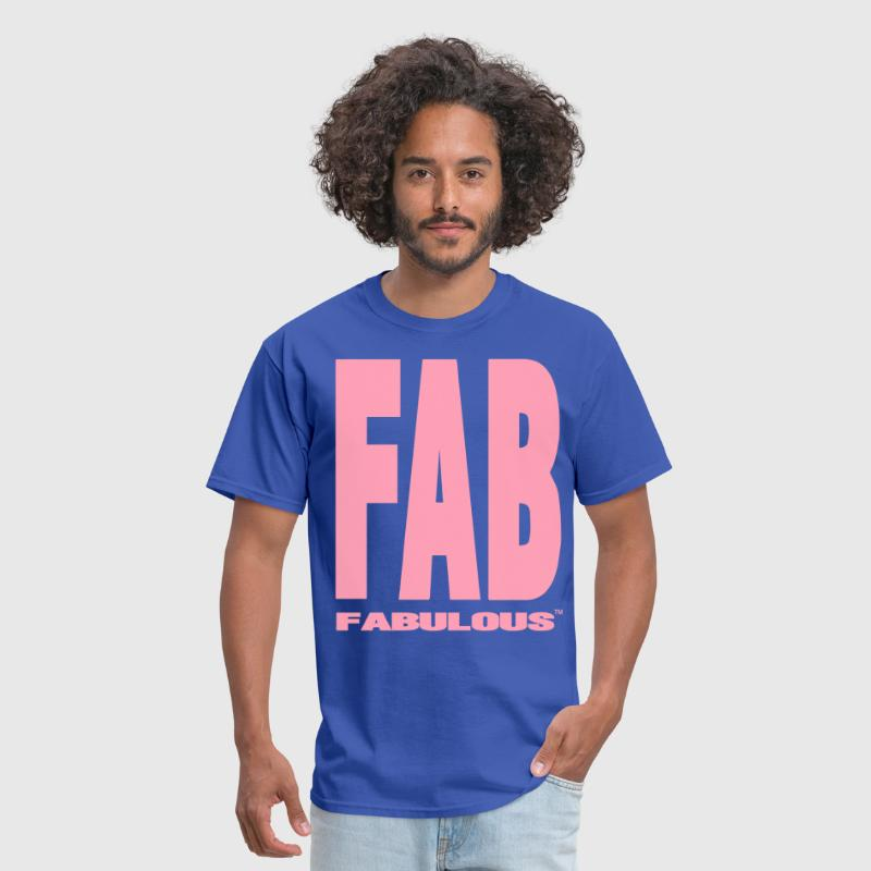 FAB-FABULOUS - Men's T-Shirt