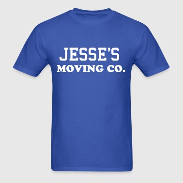 Jesse's Moving Co. - Men's T-Shirt