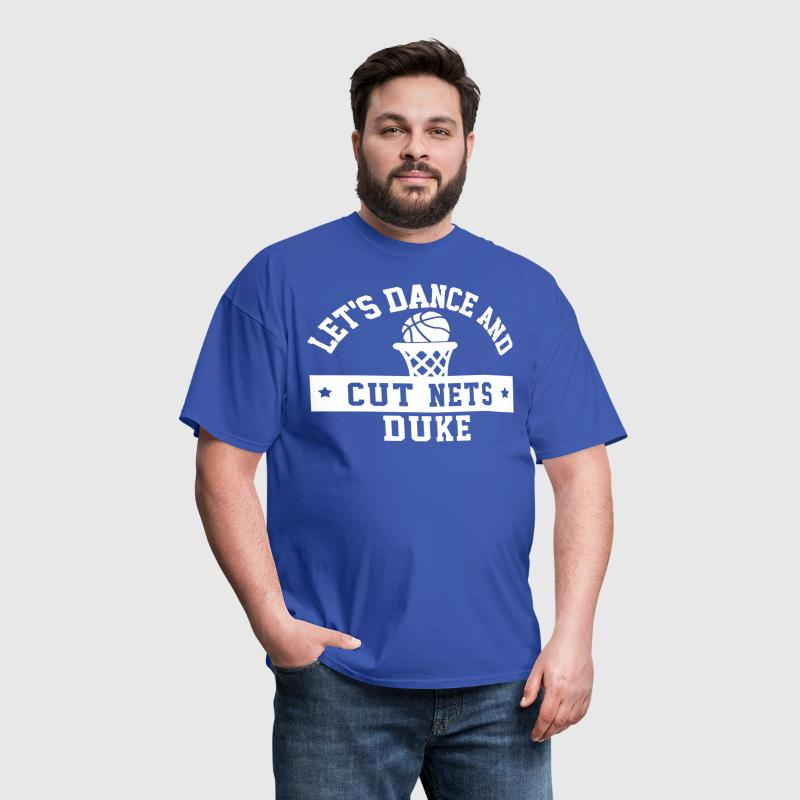 Dance & Cut Nets Duke - Men's T-Shirt