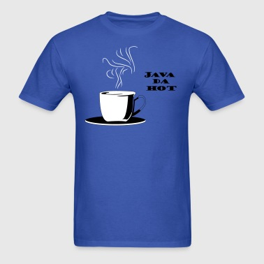 Java Coffee - Men's T-Shirt