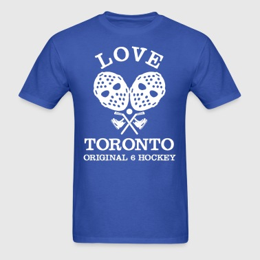 Love Toronto - Men's T-Shirt