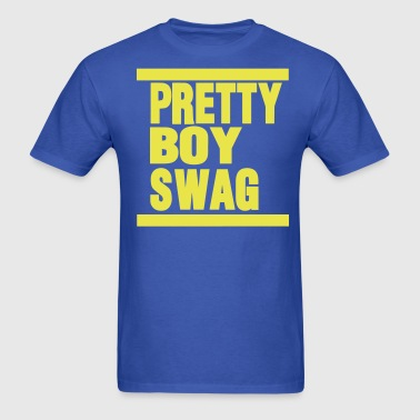 PRETTY BOY SWAG - Men's T-Shirt