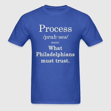 Process - Men's T-Shirt