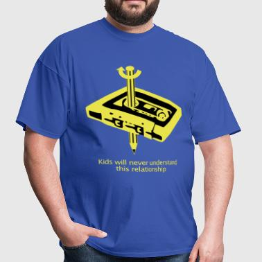 Kids Will Never Understand this Relationship - Men's T-Shirt