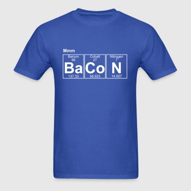 Ba-Co-N (bacon) - Full - Men's T-Shirt