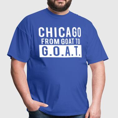 Goat to GOAT - Men's T-Shirt