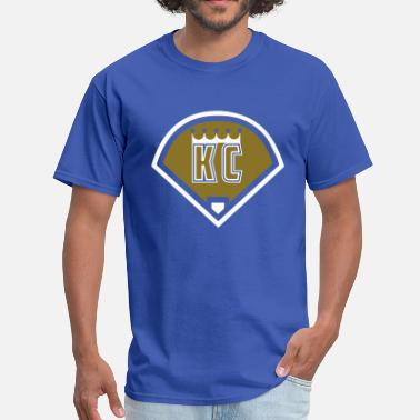 Kc Royals KC - Men's T-Shirt