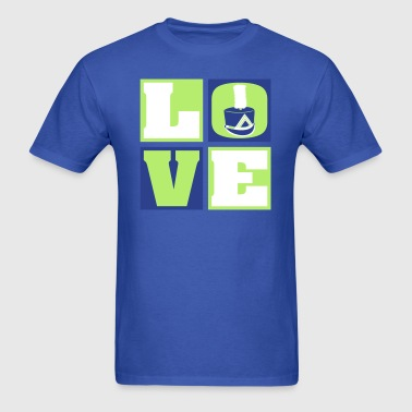 Love Marching Band! - Men's T-Shirt