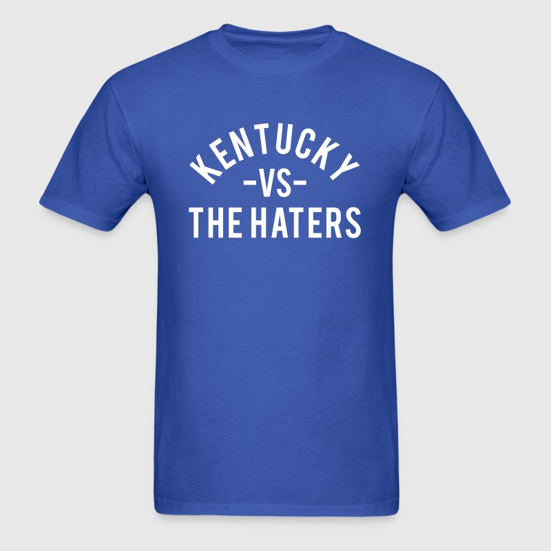Kentucky vs. The Haters - Men's T-Shirt