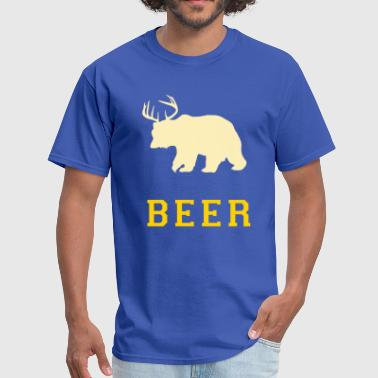 KCCO - Bear Beer Deer - Men's T-Shirt