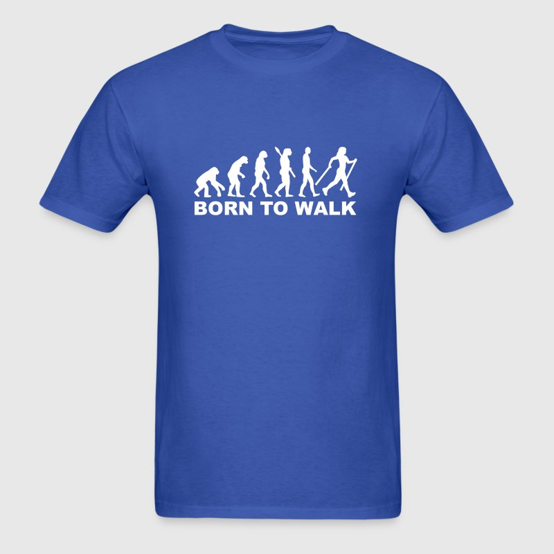 Nordic Walking - Men's T-Shirt