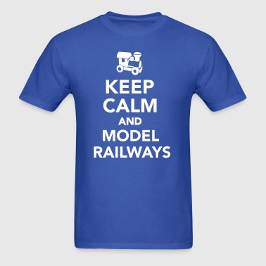 Model railway - Men's T-Shirt