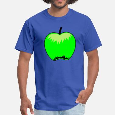 Apple Dj green apple - Men's T-Shirt