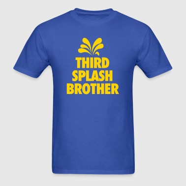 Third Splash Brother - Men's T-Shirt