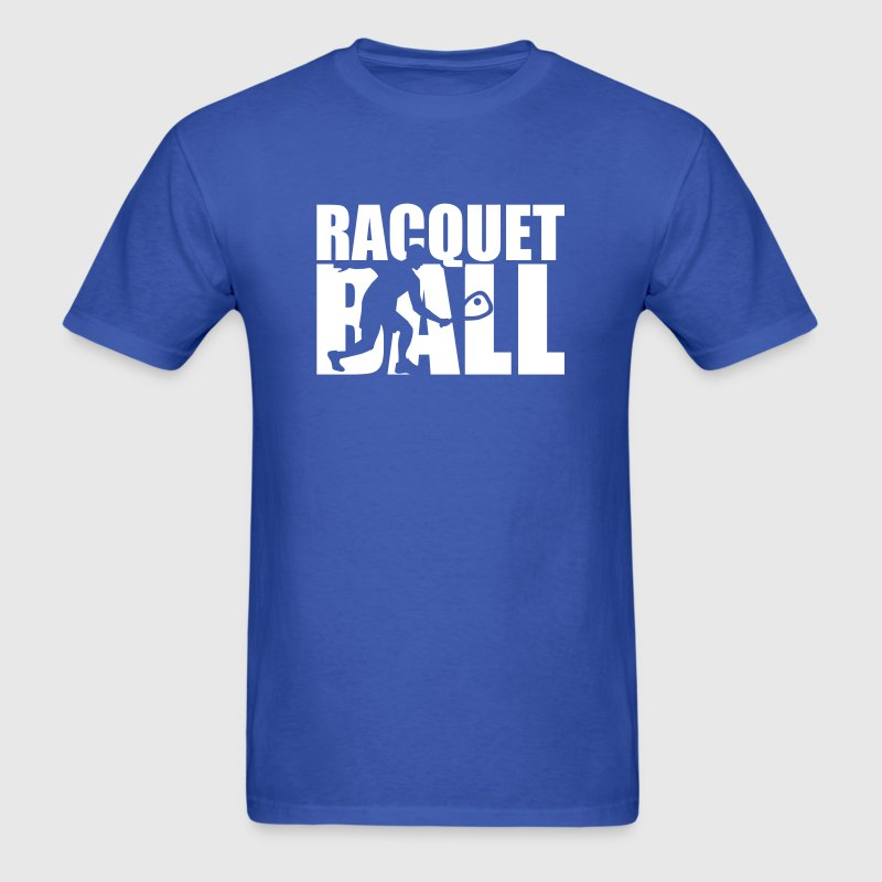 Racquetball - Men's T-Shirt