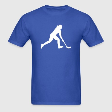 Floorball - Men's T-Shirt