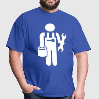 Janitor - Men's T-Shirt