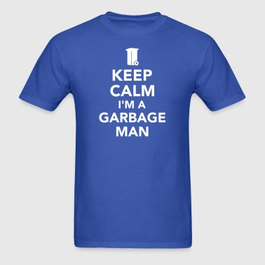 Garbage man - Men's T-Shirt