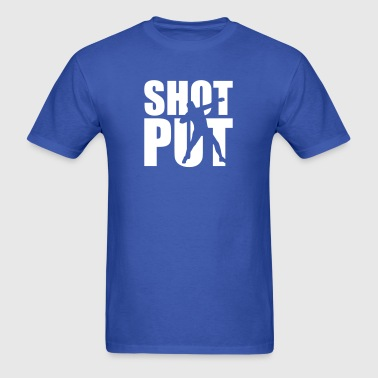 Shot put - Men's T-Shirt