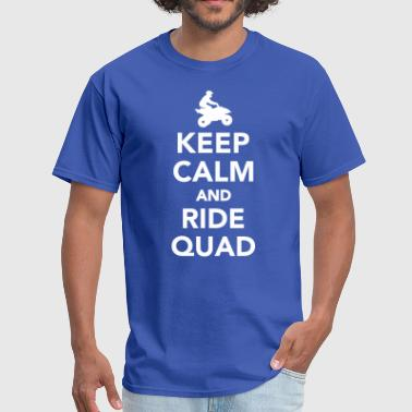Quad - Men's T-Shirt