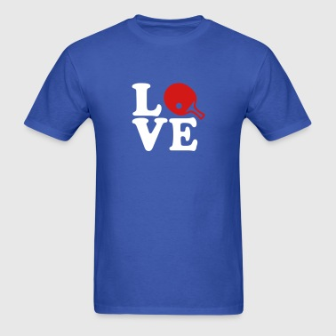 Ping Pong love - Men's T-Shirt