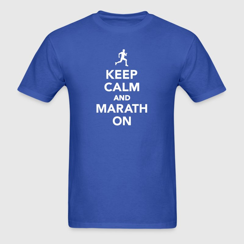 Marathon - Men's T-Shirt