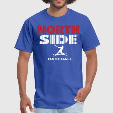 NORTH SIDE BASEBALL CHICAGO - Men's T-Shirt