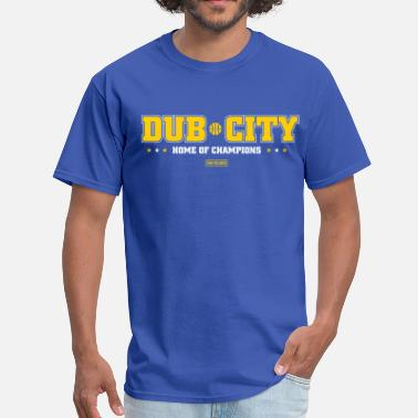 Dub Nation Dub City Champions Tee - Men's T-Shirt