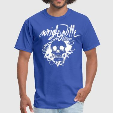 WrigleySkull - Men's T-Shirt