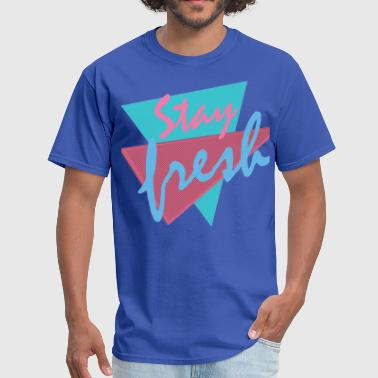 90s Stay Fresh - Men's T-Shirt