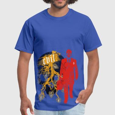 Love of Money = Root of Evil - Men's T-Shirt