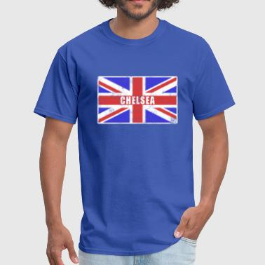 Chelsea Union Jack - Men's T-Shirt