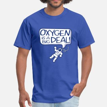 Oxygen Oxygen rules - Men's T-Shirt
