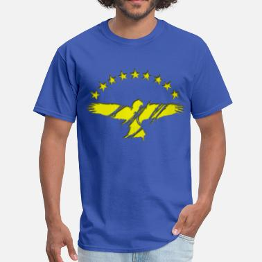 Azores Gold Azorean Goshawk - Men's T-Shirt