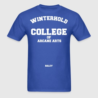 Winterhold College - Men's T-Shirt