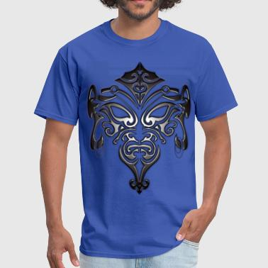 maori face - Men's T-Shirt