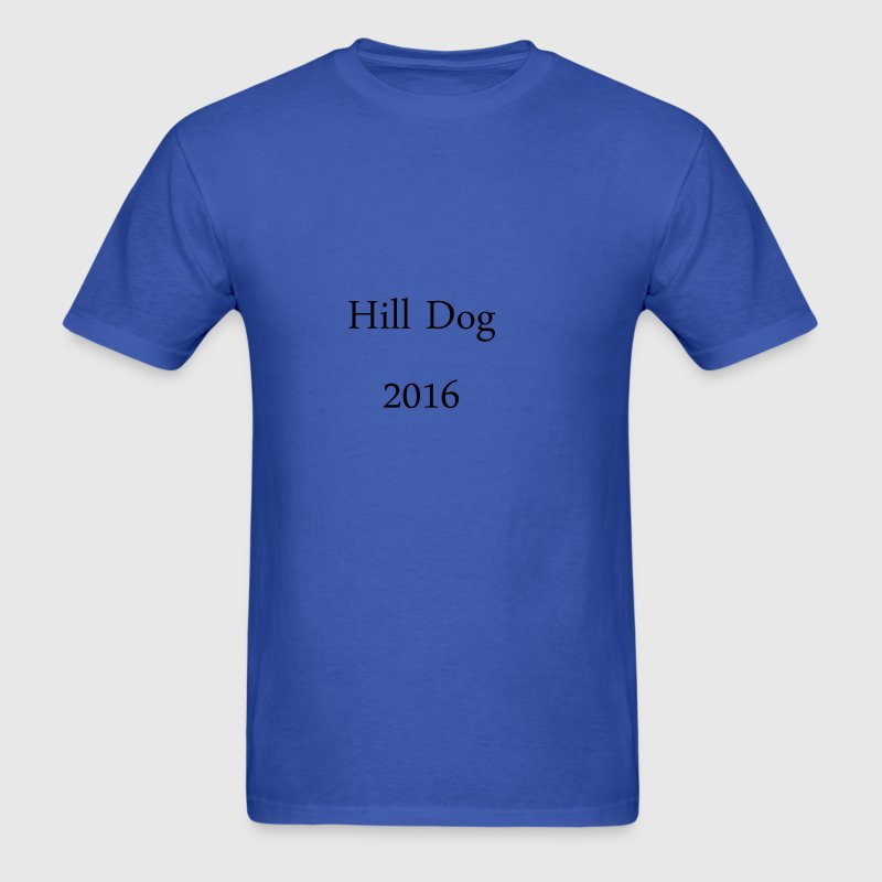 hill dog 2016 Hillary Clinton HILLDOG - Men's T-Shirt