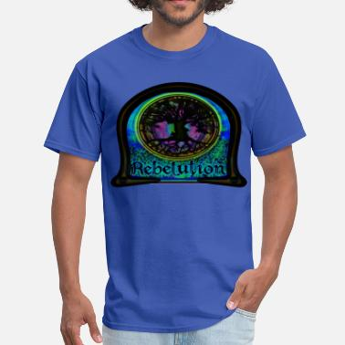 Rebelution Rebelution Tree of Life 3 - Men's T-Shirt