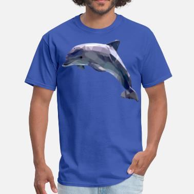 Graphic dolphin - Men's T-Shirt