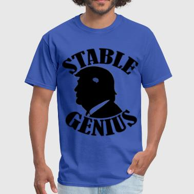 Trump Stable Genius - Men's T-Shirt