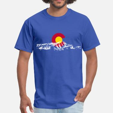 Colorado Mount colorado_mount - Men's T-Shirt