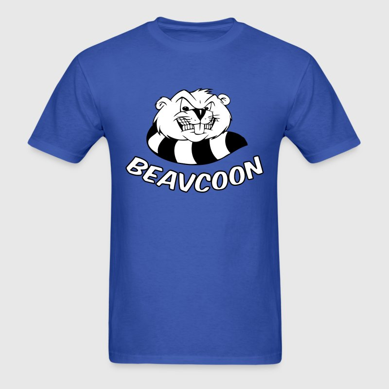 Womens Beavcoon - Men's T-Shirt