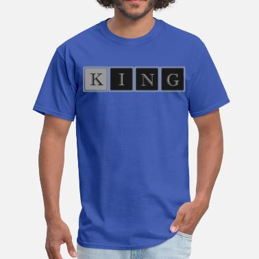 Casual king - Men's T-Shirt