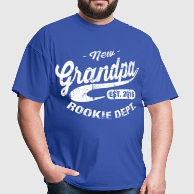 New Grandpa 2016 - Men's T-Shirt