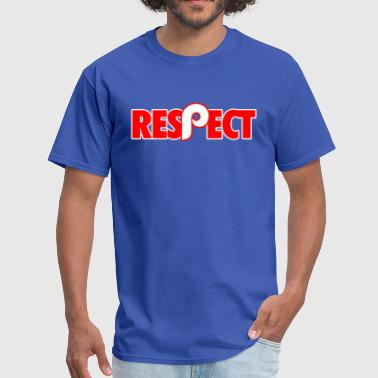 South Philly Respect Philly - Men's T-Shirt