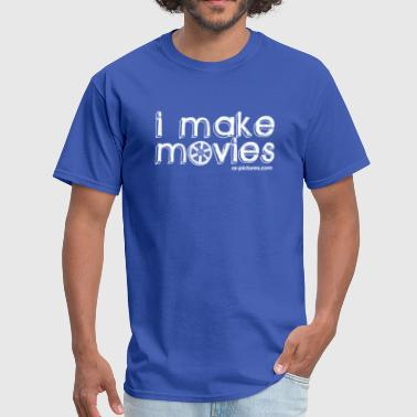 I MAKE MOVIES - Men's T-Shirt