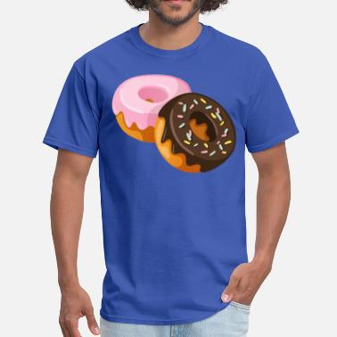 Donuts Art Donuts - Men's T-Shirt